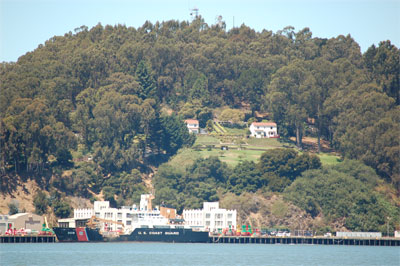 Coast Guard Station Yerba Buena Island